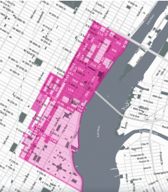 Manhattan CD 6 Inclusionary Air Rights